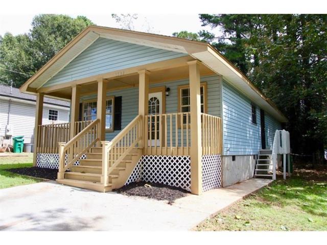 1508 Carter Road, Decatur, GA 30032 (MLS #5921991) :: The Hinsons - Mike Hinson & Harriet Hinson