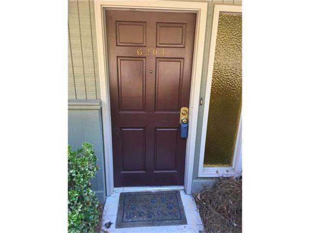 6204 Overlook Road #6402, Peachtree Corners, GA 30092 (MLS #5922041) :: North Atlanta Home Team