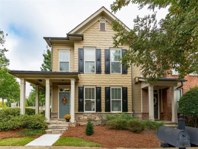 262 South Village Square, Canton, GA 30115 (MLS #5922066) :: Path & Post Real Estate
