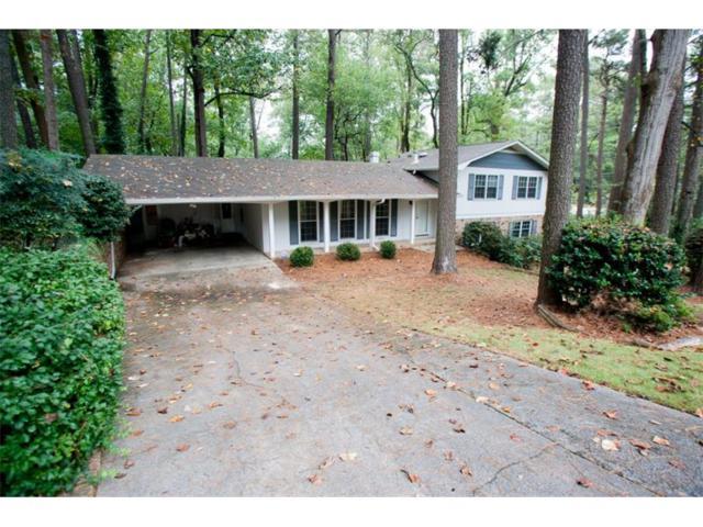 2542 Lake Flair Court NE, Atlanta, GA 30345 (MLS #5922081) :: North Atlanta Home Team