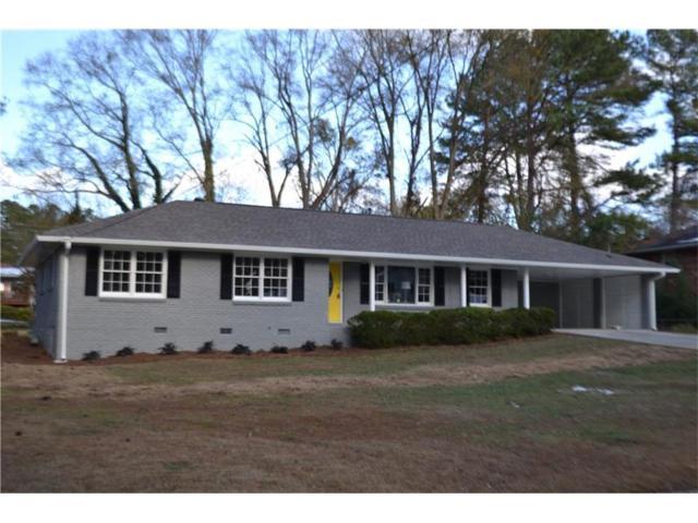 2880 Bonanza Drive, Decatur, GA 30033 (MLS #5922084) :: Rock River Realty