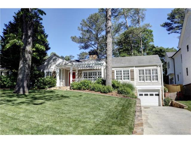 692 Darlington Road NE, Atlanta, GA 30305 (MLS #5922157) :: Carrington Real Estate Services