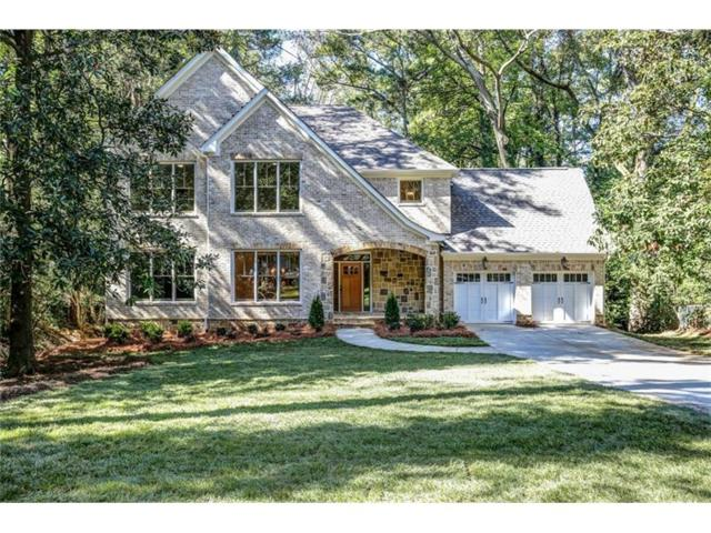 1187 Mcconnell Drive, Decatur, GA 30033 (MLS #5922177) :: North Atlanta Home Team