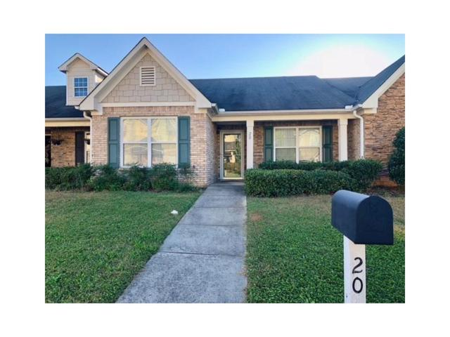 20 Princeton Avenue, Adairsville, GA 30103 (MLS #5922281) :: Carrington Real Estate Services