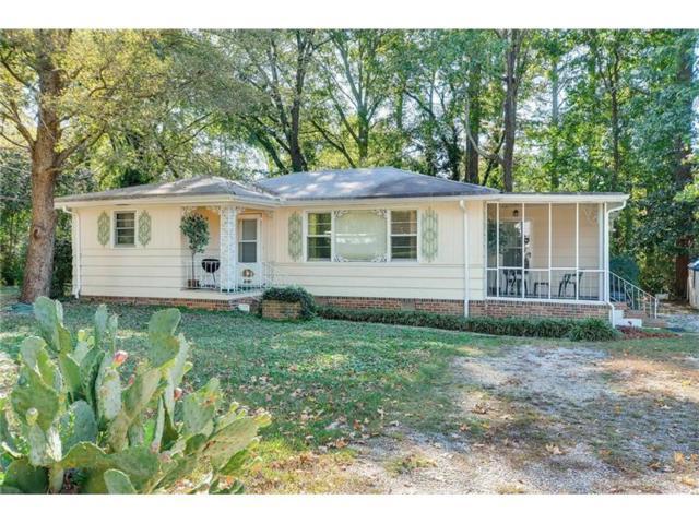 3687 Bishop Drive, Tucker, GA 30084 (MLS #5922341) :: North Atlanta Home Team