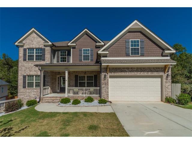 265 Amberbrook Circle, Grayson, GA 30017 (MLS #5922343) :: North Atlanta Home Team