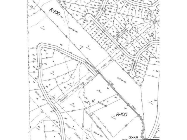 4996 Glaze Drive, Dunwoody, GA 30360 (MLS #5922512) :: Rock River Realty