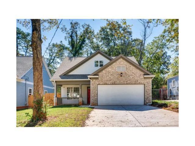 2463 Crestview Avenue, Decatur, GA 30032 (MLS #5922518) :: The Hinsons - Mike Hinson & Harriet Hinson
