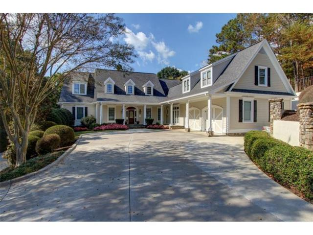 3555 Mill Road, Gainesville, GA 30504 (MLS #5922528) :: The Holly Purcell Group