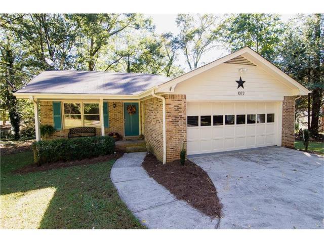 1072 Columbus Street NE, Conyers, GA 30012 (MLS #5922530) :: Carrington Real Estate Services