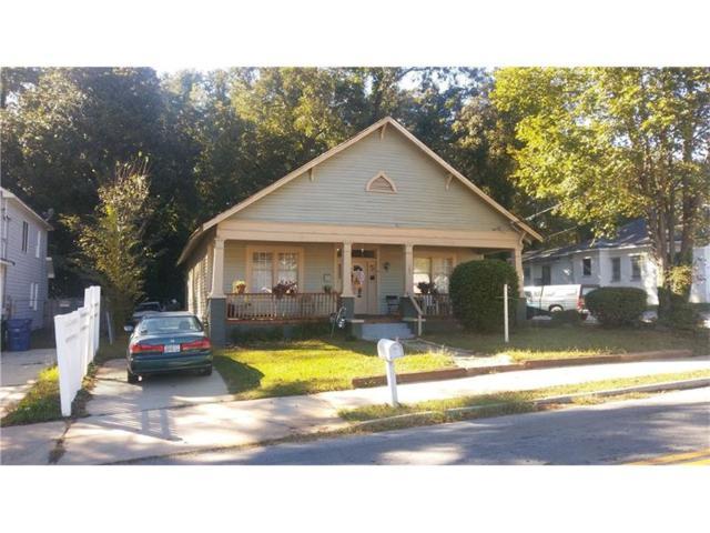 383 W Ontario Avenue SW, Atlanta, GA 30310 (MLS #5922599) :: North Atlanta Home Team