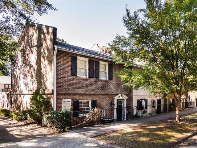 408 Sycamore Drive C, Decatur, GA 30030 (MLS #5922614) :: North Atlanta Home Team