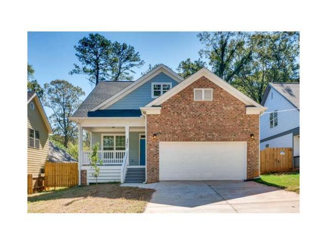 2467 Crestview Avenue, Decatur, GA 30032 (MLS #5922641) :: The Hinsons - Mike Hinson & Harriet Hinson