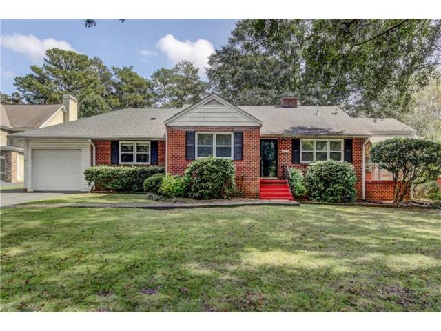 3215 Dunn Street SE, Smyrna, GA 30080 (MLS #5922658) :: North Atlanta Home Team