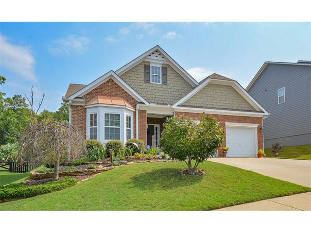 331 Springs Crossing, Canton, GA 30114 (MLS #5922727) :: The North Georgia Group