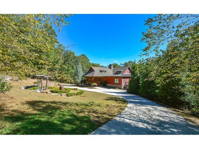 109 Lakewood Drive, Waleska, GA 30183 (MLS #5922728) :: North Atlanta Home Team
