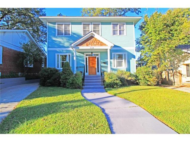 518 Winton Terrace NE, Atlanta, GA 30308 (MLS #5922765) :: North Atlanta Home Team