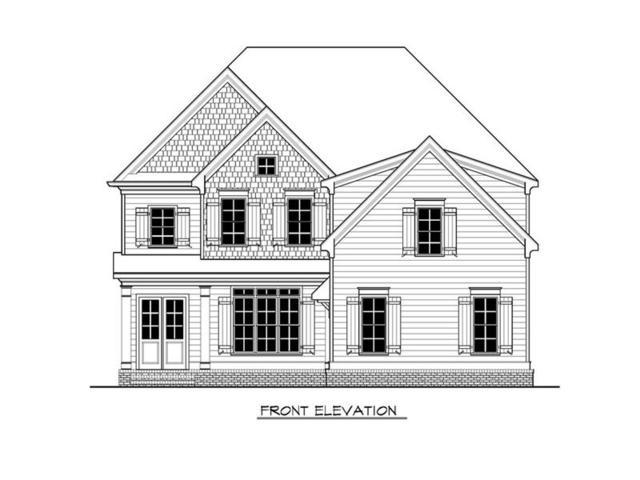 1272 Kingsview Circle SE, Smyrna, GA 30080 (MLS #5922767) :: North Atlanta Home Team
