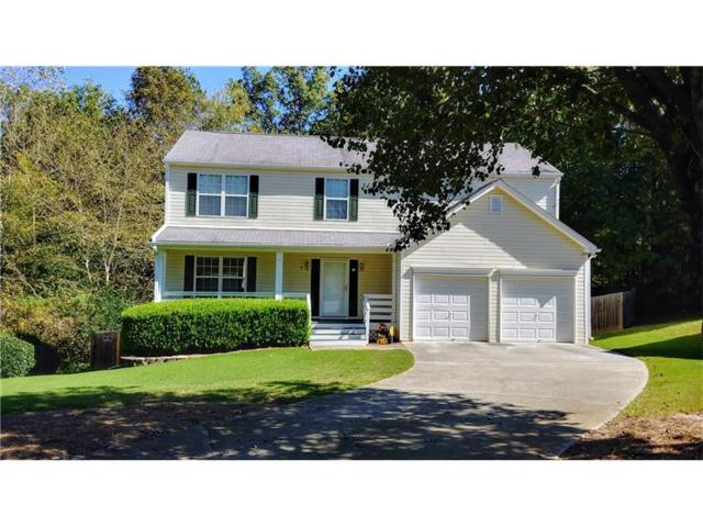 450 Two Iron Trail NW, Kennesaw, GA 30144 (MLS #5922772) :: North Atlanta Home Team