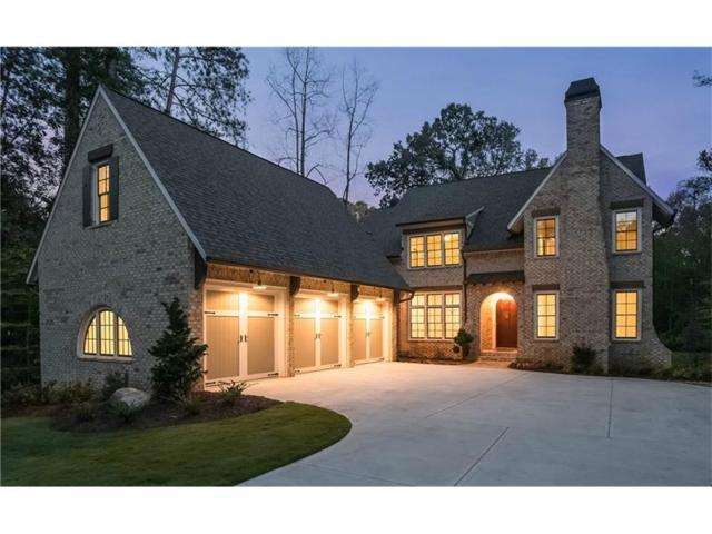 8345 Hewlett Road, Sandy Springs, GA 30350 (MLS #5922858) :: Carrington Real Estate Services