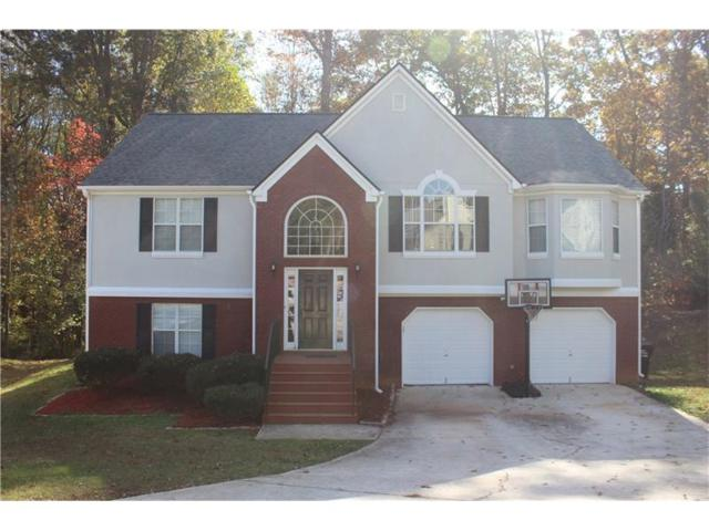 2821 Crest Ridge Way SW, Marietta, GA 30060 (MLS #5922859) :: North Atlanta Home Team