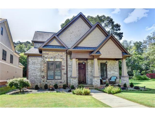 1386 Marston Street SE, Smyrna, GA 30080 (MLS #5922869) :: North Atlanta Home Team