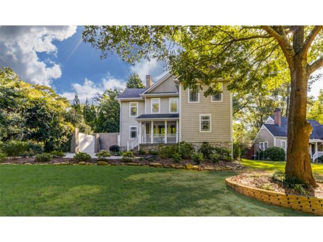 211 Parkside Circle, Decatur, GA 30030 (MLS #5922924) :: North Atlanta Home Team