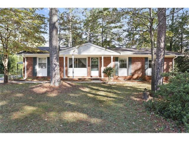 2703 Carolyn Drive SE, Smyrna, GA 30080 (MLS #5922948) :: North Atlanta Home Team