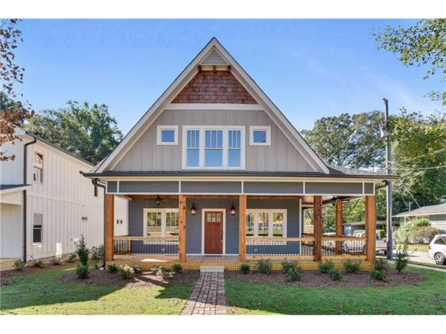 160 Maediris Drive, Decatur, GA 30030 (MLS #5923004) :: North Atlanta Home Team