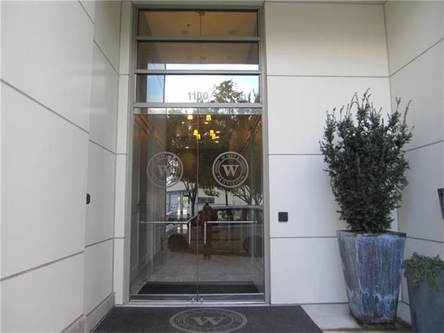 1100 Howell Mill Road NW #816, Atlanta, GA 30318 (MLS #5923024) :: The Hinsons - Mike Hinson & Harriet Hinson