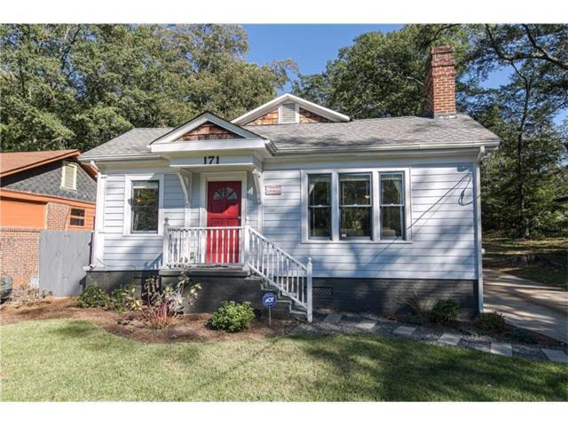 171 Locust Street NE, Atlanta, GA 30317 (MLS #5923051) :: North Atlanta Home Team