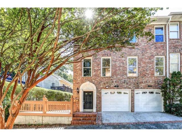 539 Seal Place, Atlanta, GA 30308 (MLS #5923061) :: Charlie Ballard Real Estate