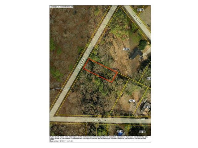 0 Jamima, Atlanta, GA 30318 (MLS #5923093) :: Charlie Ballard Real Estate