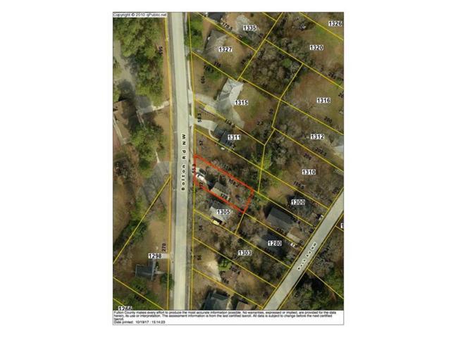 0 Bolton Road, Atlanta, GA 30318 (MLS #5923129) :: Charlie Ballard Real Estate