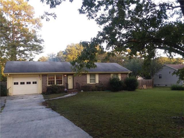 1645 Georgia Avenue SW, Marietta, GA 30008 (MLS #5923187) :: Carrington Real Estate Services