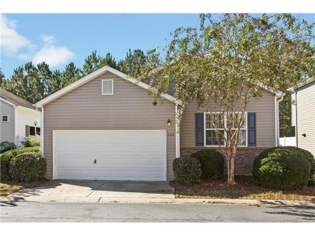 269 Hiawassee Drive, Woodstock, GA 30188 (MLS #5923206) :: North Atlanta Home Team