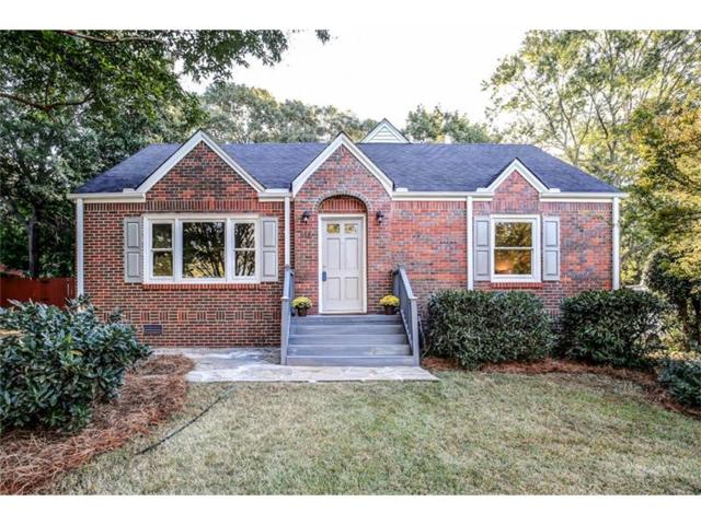 1108 Walker Drive, Decatur, GA 30030 (MLS #5923228) :: The Cowan Connection Team