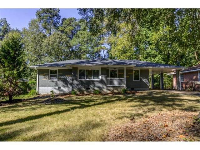2033 Glendale Drive, Decatur, GA 30032 (MLS #5923285) :: The Cowan Connection Team