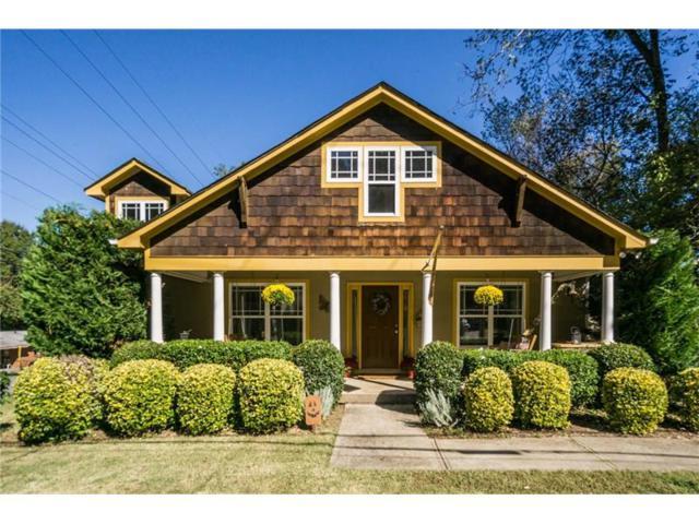 72 Griggs Street SW, Marietta, GA 30064 (MLS #5923345) :: Carrington Real Estate Services