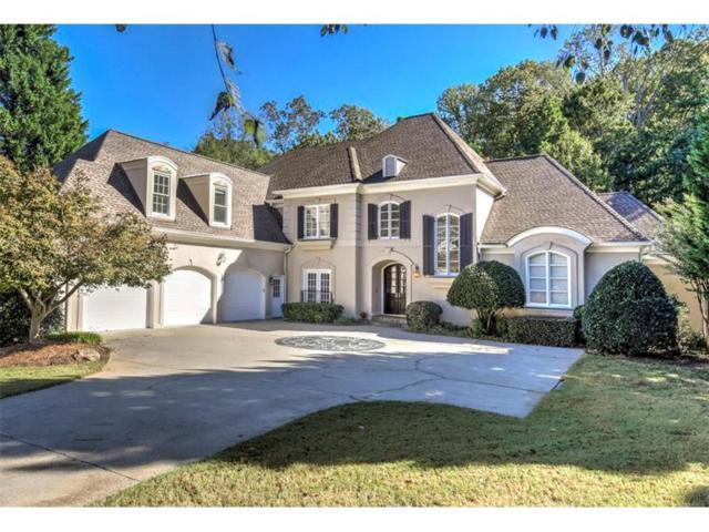 439 Langley Oaks Drive SE, Marietta, GA 30067 (MLS #5923363) :: Carrington Real Estate Services