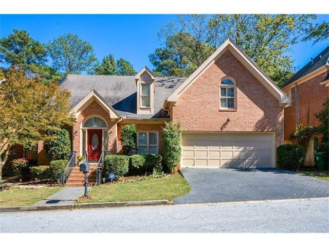 1501 Regency Walk Drive, Decatur, GA 30033 (MLS #5923372) :: The Hinsons - Mike Hinson & Harriet Hinson
