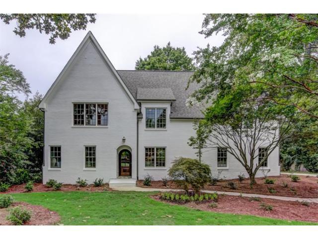 3160 Lee Street SE, Smyrna, GA 30080 (MLS #5923406) :: North Atlanta Home Team