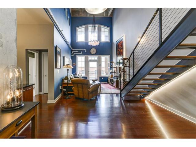 264 19th Street NW #2317, Atlanta, GA 30363 (MLS #5923414) :: North Atlanta Home Team