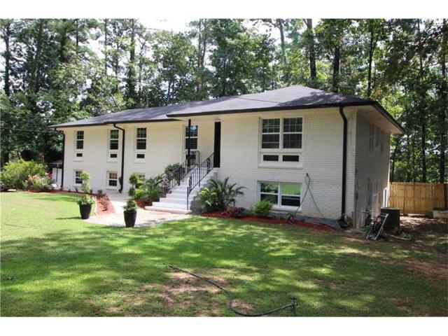 605 Dalrymple Road, Sandy Springs, GA 30328 (MLS #5923433) :: North Atlanta Home Team