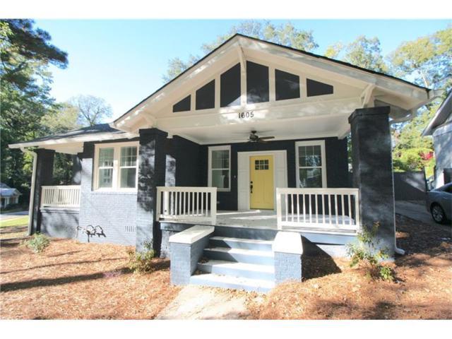 1605 Olympian Circle SW, Atlanta, GA 30310 (MLS #5923440) :: Charlie Ballard Real Estate