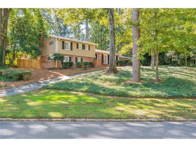 660 Carriage Drive, Sandy Springs, GA 30328 (MLS #5923449) :: The Cowan Connection Team