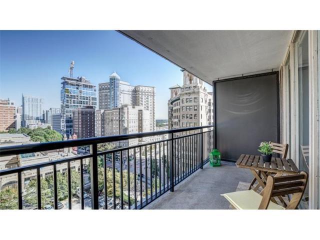 620 Peachtree Street NE #1102, Atlanta, GA 30308 (MLS #5923453) :: Charlie Ballard Real Estate