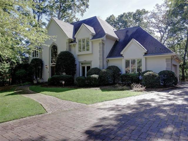 16 Heards Overlook Court, Sandy Springs, GA 30328 (MLS #5923458) :: RE/MAX Prestige