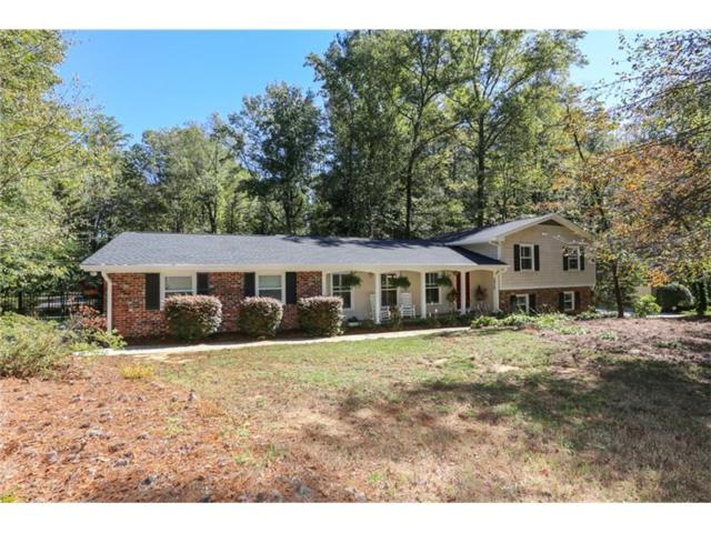 7295 Hunters Branch Drive, Sandy Springs, GA 30328 (MLS #5923517) :: The Hinsons - Mike Hinson & Harriet Hinson
