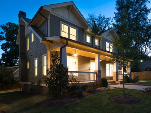 2075 Robson Court, Atlanta, GA 30317 (MLS #5923561) :: North Atlanta Home Team